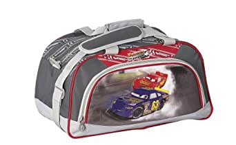 Disney By Heys Luggage Disney Burning Up The Track 18 Inch Soft Side Duffel Bag, Cars, One Size