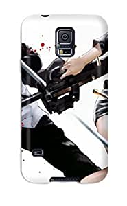 Fashion Tpu Case For Galaxy S5- Celebrity Anime Defender YY-ONE