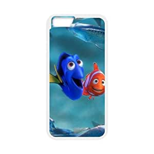 iPhone 6 4.7 Inch Cell Phone Case White Finding Dory 007 VA2436360
