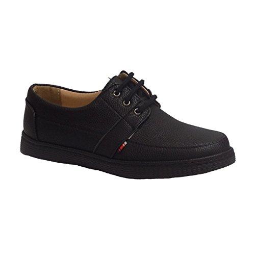phat-farms-mens-eli-black-laced-moc-toe-casual-shoes-12-m-black