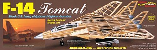f14 tomcat plastic model - 3