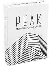 Stellar Factory Peak: Mountain Playing Cards