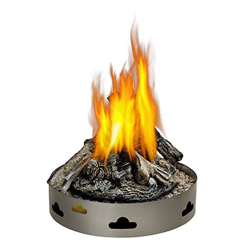 Napoleon Patioflame Outdoor Fire Pit – GPF with Glo Cast Logs For Sale