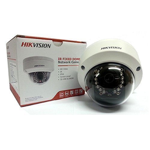 Hikvision 4MP DS-2CD2142FWD-I HD WDR IP Network Dome 2.8mm Lens by Hikvision