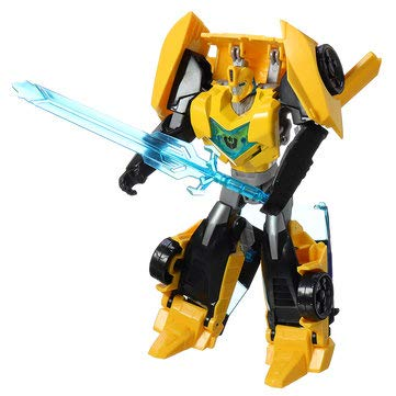 timus Prime Bumblebee Action Figure Collection Model Dolls - Dolls & Stuffed Toys Dolls & Action Figure - 1 X Bumblebee ()