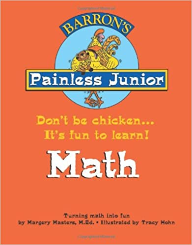 Painless Junior: Math (Barron's Painless Junior): Margery Masters ...