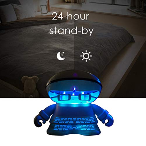 ️ Yu2d ❤️❤️ ️Photocatalyst Household Mute Non-Radiation Physical Robot Mosquito-Killing Lamp