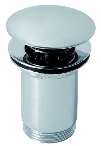 profizeug24 Ablaufgarnitur für den Waschtisch Pop Up Ventil Waschbecken Ablauf