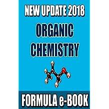 Organic Chemistry Formula Book