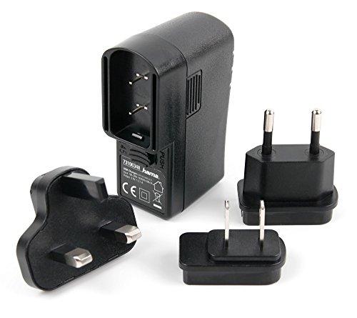 Für Ihre AUKEY EP-B4-G Bluetooth, EP-B4-S | AUVI QY19 Bluetooth Kopfhörer: Universeller, kompakter Travel Charger | Reiseadapter | Stromversorgungs-Kit mit länderspezifischen Steckern / Standard-USB-Anschluss, geeignet in mehr als 150 Ländern wie zum Beispiel USA | GB | EU | AU... - mit Aufsätzen