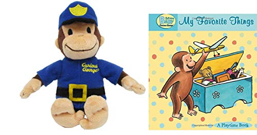 Curious George Baby Bundle Gift Set Doll Mini Jingler for sale  Delivered anywhere in USA