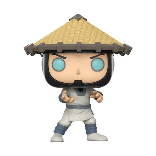 Funko Pop! Mortal Kombat - Raiden