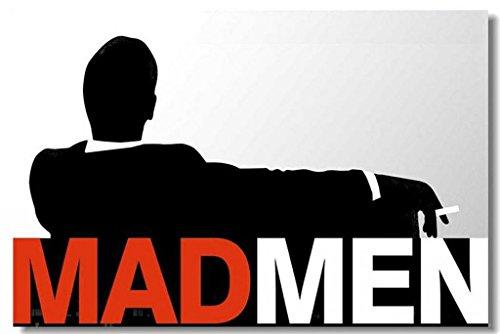 Mad Man Season 3 2 1 Nice Silk Fabric Cloth Wall Poster Prin