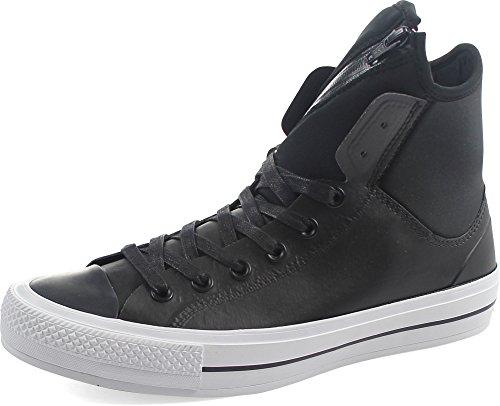 Converse - Chuck Taylor All Star MA-1 SE Shoes, Size: 9.5 D(M) US Mens / 11.5 B(M) US Womens, Color: Black/White/Black