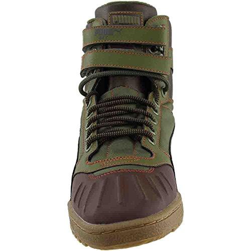 Puma Mens Sky Ii Hi Ande Boot Jordekorn-sjokolade Brun