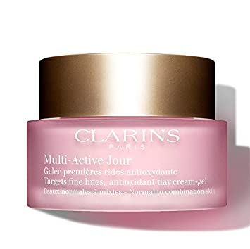 Clarins Multi-Active Day Early Wrinkle Correction Cream-Gel Normal to Combination Skin , 1.7 OZ 50 ml