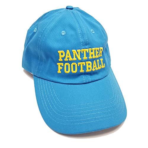 Panther Football Light Blue Baseball Cap Eric Taylor Hat Friday Night Lights Coach TV Show