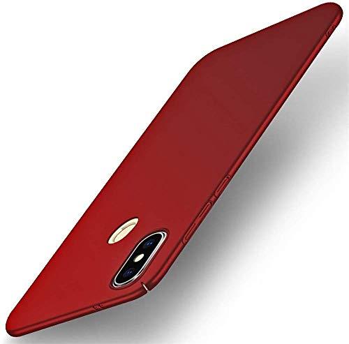 WOW IMAGINE Back Cover For Xiaomi Mi Redmi Note 5 Pro   Plastic|Red