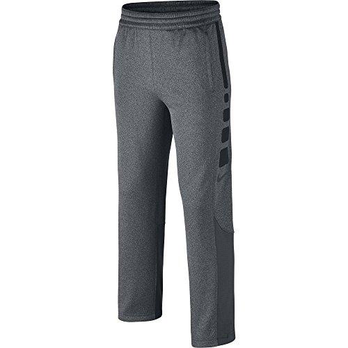 f3580ac7d637 Nike Boy s Therma Elite Basketball Pant Cool Grey Anthracite Size Medium