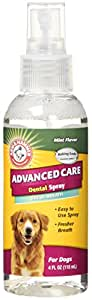 Arm and Hammer Advanced Care Dental Spray/Fresh Breath and Whitening for Dogs
