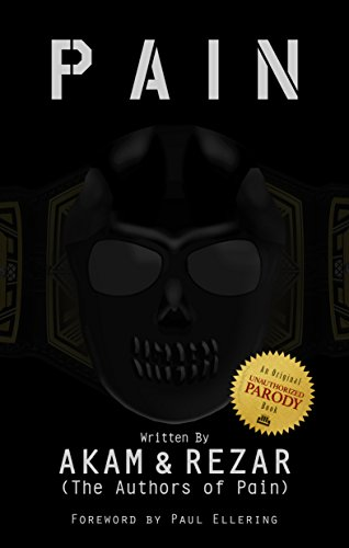 Pain by The Authors of Pain: The debut poetry collection from WWE tag team and literary powerhouse The Authors of Pain. (Steiner Doll)