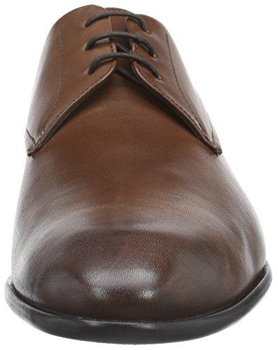 HUGO Herren C-dresios_ltbu 10190140 01 Derby Braun (Medium Brown 214)