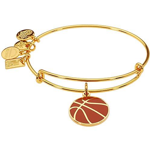 Alex and Ani Women's Team USA Basketball Bangle Gold-Tone One ()