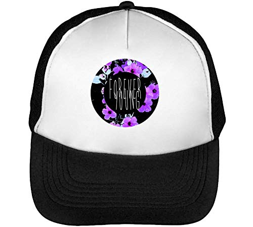 Hombre Gorras Dope Slogan Negro Beisbol Hipster Snapback Young Blanco qIZwFw