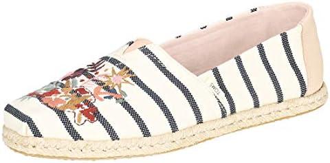Amazon.com: TOMS Women's Espadrilles Shoes Floral Embroidery 5: Shoes