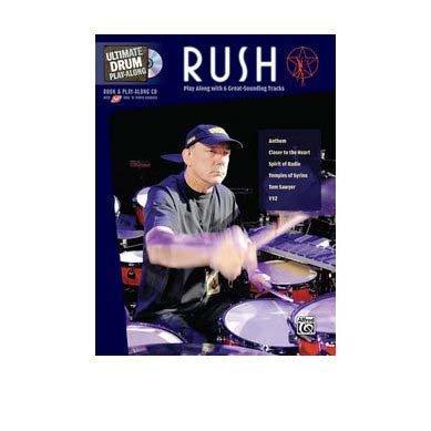 Rush Drum Play-Along Book/CD ()