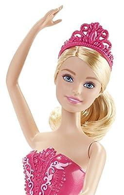 Barbie Fairytale Ballerina Doll