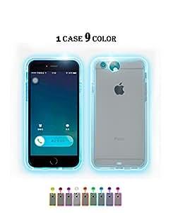 winhoo iphone 6 plus 6s plus case 9 color in 1 led flash case can change 9. Black Bedroom Furniture Sets. Home Design Ideas