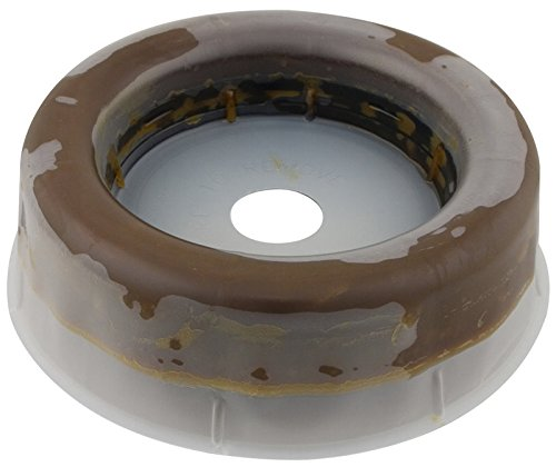 24 Pack Lincoln 101051 Toilet Bowl Wax Gasket with Plastic Sleeve by Lincoln Electric