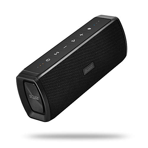 Bluetooth Speakers SCIJOY Portable Wireless Speaker IPX6