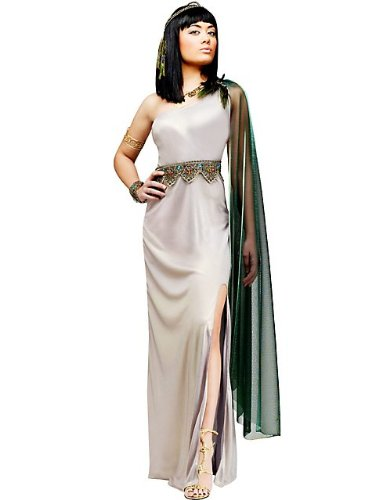 Jewel Of The Nile Adult Costume Size Large (12-14) (Jewel Of The Nile Costume)