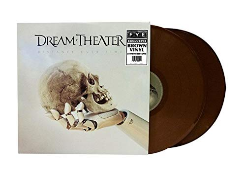 Dream Theater - Distance Over Time [Exclusive Limited Edition Brown 2X LP Vinyl]