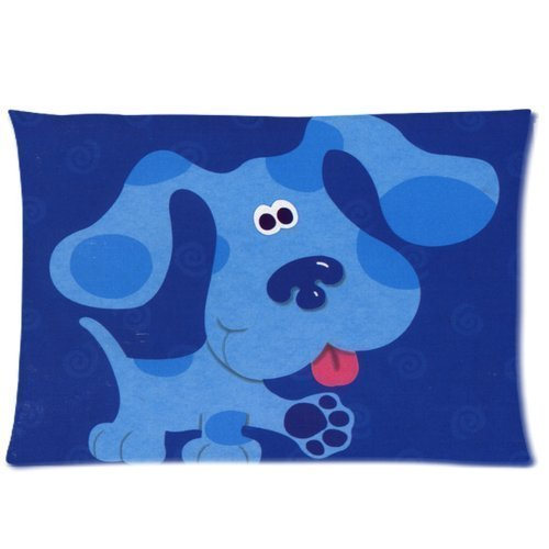 Jia3261 Green-Store Custom Blues Clues Home Decorative Pillowcase Pillow Case Cover 2030 Two Sides Print