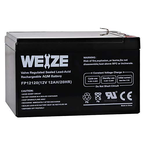 Weize 12V 12Ah Sealed
