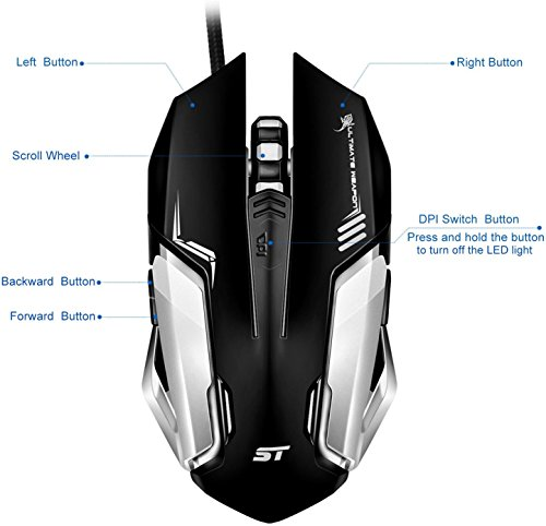 41WINHVYCSL - Gaming-Mouse