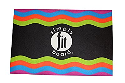 Simply Fit Board Workout Mat Official As Seen On TV by