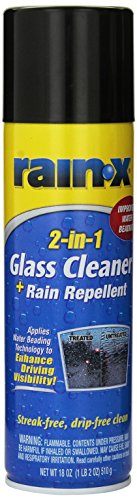 Rain-X 5080233 2-In-1 Glass Cleaner Plus Rain Repellent