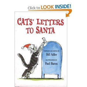 Read Online Cats' Letters to Santa ebook