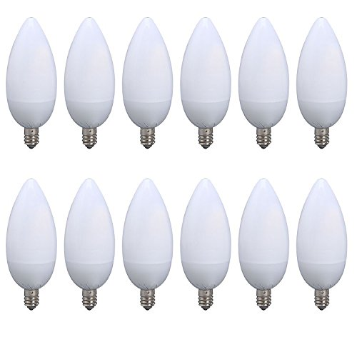 Viribright-25-Watt-Equivalent-12-Pack-Candelabra-LED-Light-Bulbs-Energy-Star-Certified-Dimmable-E12-Base-Wam-White
