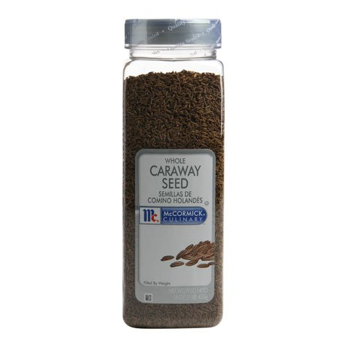 McCormick Caraway Seed - 16 oz. container, 6 per case by McCormick