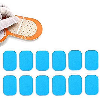 Amazon.com: Haressu(TM 12PCS Hydrogel Sticker Replacement ...