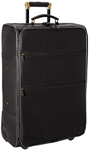 (Claire Chase Classic 27 Inch Pullman, Black, One Size)