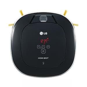 LG HOMBOT VR6260LV - Robot aspiradora, batería de litio, 60 dB, detección de obstaculos y escaleras, filtro HEPA