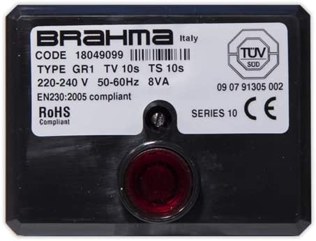 Centralita BRAHMA TipoR1 10-10 BRAHMA 1 llama DOJA Industrial rearme a distancia