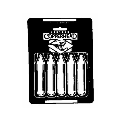 Crosman 231B Copperhead Power Cartridges