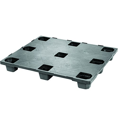Aviditi Nestable Closed Deck Pallet, 48